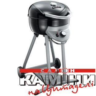 Газовий гриль Charbroil patio bistro 240 gas black - 17902