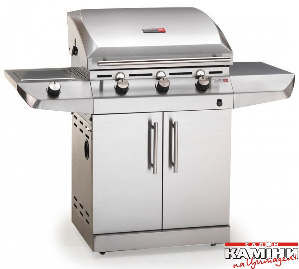 Газовий гриль Charbroil performance T-36G5 black - 17905