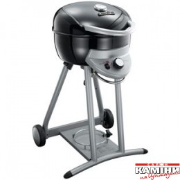Газовий гриль Charbroil patio bistro 240 gas black